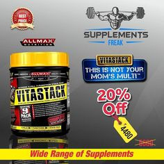 Dear bodybuilders now add #Vitastock to your #grocery #shopping list its 20% off avail the #offer now ! http://ift.tt/2s2VLKE  #motivation #teamsavage #fitness #fit #fitnessmodel # fitnessaddict #workout #bodybuilding #physique #gym #muscleselfie #womenwholift #fitfemale #femalebodybuilder #gym #aesthetic #getfit #BuySupplements #punjab #Amritsar #Jalandhar #Ludhiana  #Chandigarh #Mohali #sports