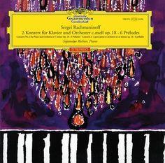 RACHMANINOV Piano Concerto No. 2 /Richter,Wislock CD 49 of 111 Years Of Deutsche Grammophon   The Collector's Edition