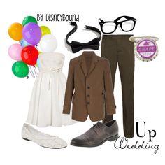 UP wedding. The Grape soda pin ... I get emotional.