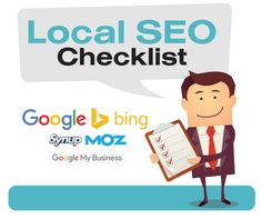 Use this great SEO checklist! #SEO #MarketingTips