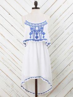 Global Getaway Dress