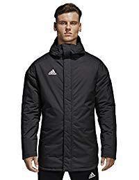 Adidas Men EXPLORIC Down Bench Coat Padded Jacket Black