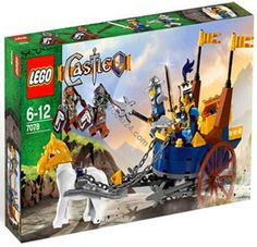 7 Best Rycerze I Damy Images Lego Castle Castles Chateaus