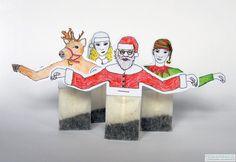 Pakamera.pl - akcesoria różne - herbatynki świąteczne