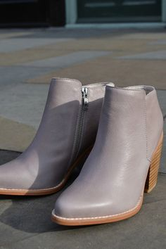 Sol Sana Alex II Taupe Boots | The Mercantile London