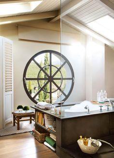 Fotos de bañeras funcionales y decorativas
