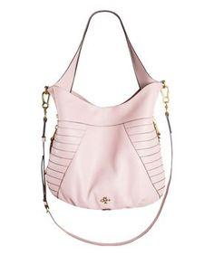 da5487cf95dd Antique Rose Isabella Pebbled Leather Hobo Best Handbags, Tote Handbags,  Antique Roses, Pebbled