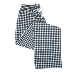 Mens Big and Tall Woven Sleep Pants by Majestic International. 2 side pockets and 1 back pocket. Covered elastic waistband and drawstring