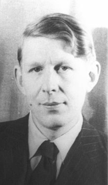 """W. H. Auden -   """"He was my North, my South, my East and West,  My working week and my Sunday rest,  My noon, my midnight, my talk, my song;  I thought that love would last for ever: I was wrong.    The stars are not wanted now: put out every one;  Pack up the moon and dismantle the sun;  Pour away the ocean and sweep up the wood.  For nothing now can ever come to any good."""" http://en.wikipedia.org/wiki/W._H._Auden"""
