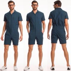 Plus a hat. #Mr.Turk #Jumpsuit #SS15 #shorts
