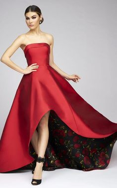 Simple Side Slit Cheap Maroon A-line Long Evening Prom Dresses, Cheap Sweet 16 Dresses, 18364 Red Formal Gown, Long Formal Gowns, Strapless Dress Formal, Prom Dresses, Formal Dresses, Formal Prom, Club Dresses, Cheap Dresses, Long Red Evening Dress