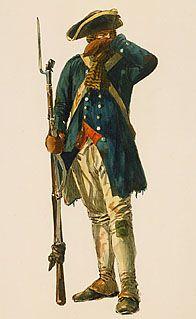 Joseph Plumb Martin - Revolutionary War Soldier