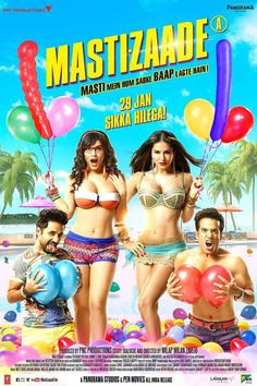 Mastizaade: I won't call this shit a film – Bollywood in Action!