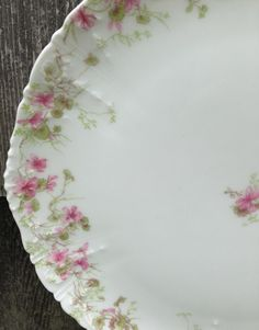 Set Of 12 Antique Haviland Limoges Plates by 4HollyLaneAntiques, $385.00