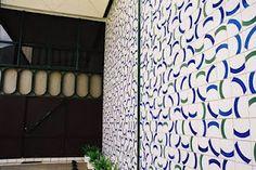 athos bulcão - embaixada do brasil - praia cabo verde