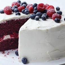 ... RED! on Pinterest | Red velvet cakes, Red velvet cake mix and Red
