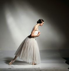 Julie Kent in Giselle  Photo © Roy Round