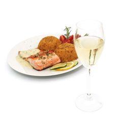 Wine & food quick pairing chart