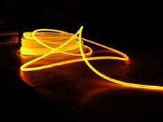 LED and Fiber Optic Lighting by Wiedamark - Fiber Optic Solid Core Side Glow