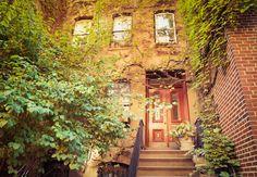 New York City - Autumn - Gramercy townhouse