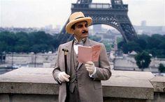 Hercule Poirot - A piperkőc
