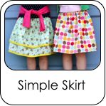 TUTORIALS    Click an image (there are dozens!) on the page for step-by-step instructions and easy sewing projects. Don't worry…we won't leave you hanging! We've got all the nitty gritty details. So click around and have fun.