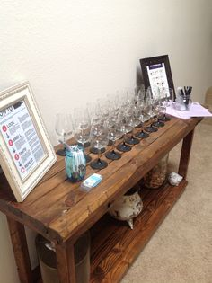 A Rustic Glam Wine Tasting Party At Home Housewarming Party