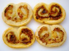 Sun-Dried Tomato and Olive Palmiers | Shauna Sever