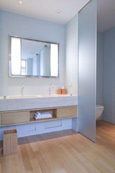 Penthouse Duplex- Gramercy Park- Manhattan- John Pawson-master bedroom