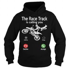 Motocross THE RACE TRACK IS CALLING