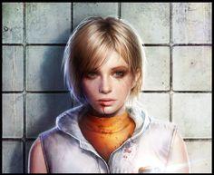 ArtStation - Heather Mason, Michael Leonard