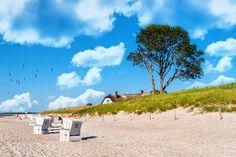 Strandidylle und endlose Weite in Ahrenshoop an der Ostsee... #Badeurlaub #Strand #Beach #Sommer #Sonne #Sun #Summer #Meer
