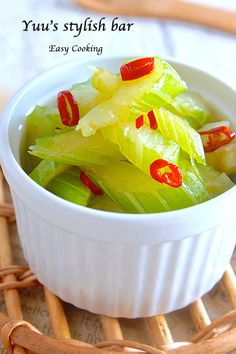 Diet Recipes, Cooking Recipes, Healthy Recipes, Canning Pickles, Home Meals, Asian Recipes, Ethnic Recipes, Vegetable Salad, Some Recipe