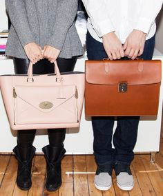 Mulberry Styled By The Coveteur - On The Journal | Mulberry.com