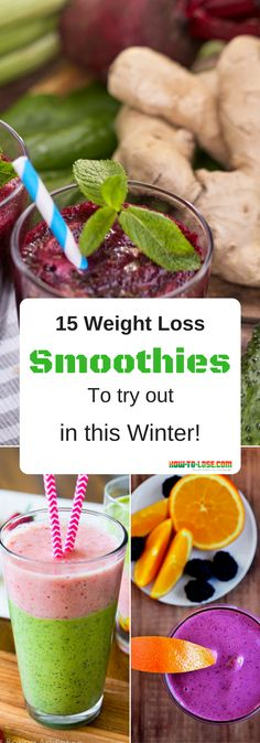 Checkout our Top picks of Delicious Smoothies to try out in this winter. #weightlosssmoothies #smoothie #delicioussmoothie