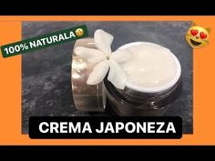 CREMA naturala JAPONEZA ANTIRID Youtube, Food, Beauty, Plant, Meal, Essen, Youtubers