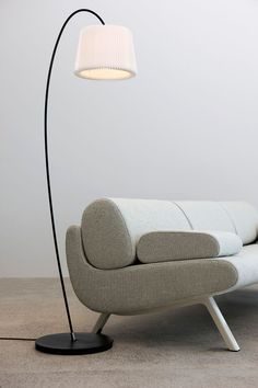The lamp! Snowdrop by Le Klint. A sign of spring? I hope so. Interior Decorating Tips, Interior Design, Best Sofa, Best Interior, Danish Design, Pendant Lamp, Lighting Design, Floor Lamp, Designer
