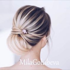 Glam Updo Styles for Weddings! - Top - Glam Updo Styles for Weddings! - Glam Updo Styles for Weddings! – Top – Glam Updo Styles for Weddings! Braided Hairstyles Updo, Pretty Hairstyles, Easy Hairstyles, Wedding Hairstyles, Hairstyle Ideas, Braided Updo, Bridal Hairstyle, Step Hairstyle, Low Updo