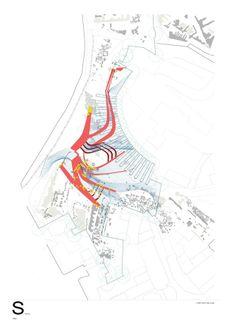 Beautiful MArch portfolio by Irina Dashkovsky: Lust for ruins: Adaptive and Responsive architecture - I+D, University of Brighton UK