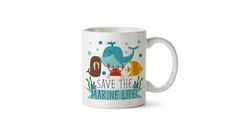 Save the Marine Life