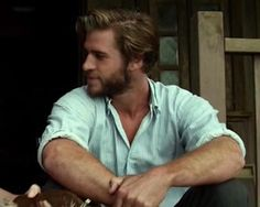"Liam in the Australian movie ""The Dressmaker"""