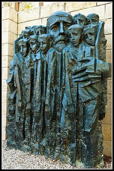 Holocast Museum . Jerusalem - This was probably the most heart wrenching thing I saw in Israel, representing 1.5 million Jewish children--- murdered. CEW.