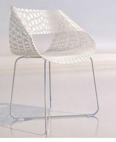 modern lace chair