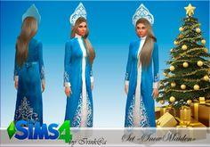 """Irink@a: TS4 Set """"SnowMaiden"""""""