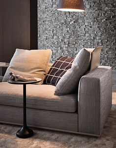 Sofas | Seating | Powell Couch | Minotti | Rodolfo Dordoni. Check it on Architonic