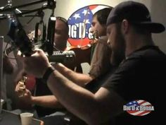"""Zac Brown Band """"Whatever It Is"""" w/ Big D & Bubba"""