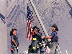 9/11 2001  Love this picture