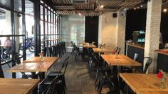If you need a street level event venue right in front of a car park, then we can't think of many better venues than the Twenty One Grams Cafe in PJ New Town  http://vmo.rocks/item/twenty-one-grams-cafe-event-venue-in-pj-new-town/