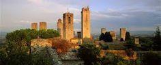 Travel With MWT The Wolf: Piccoli Borghi Italiani San Gimignano Siena       ...