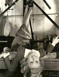 Ginger Rogers, 1934.
